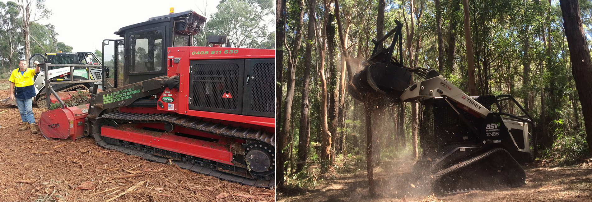 Green Waste Management Gosford, Mulch & Chip Sales Newcastle, Excavations Tuggerah, Tree Surgery Woy Woy, Fence Line Clearing Bateau Bay, Woodchipping Central Coast